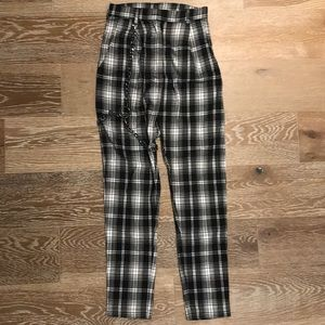 LF pants with chain